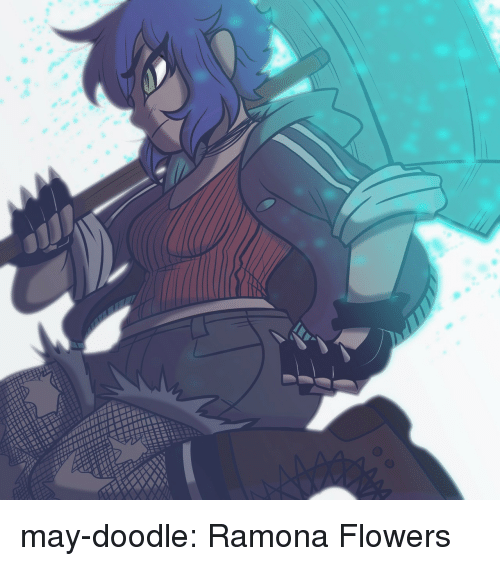 Target, Tumblr, and Blog: may-doodle:  Ramona Flowers