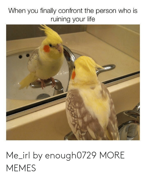 Me IRL: Me_irl by enough0729 MORE MEMES