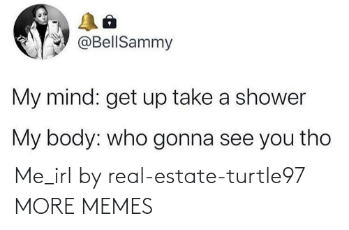 estate: Me_irl by real-estate-turtle97 MORE MEMES