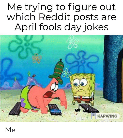 🐣 25+ Best Memes About April Fools Day Jokes | April Fools