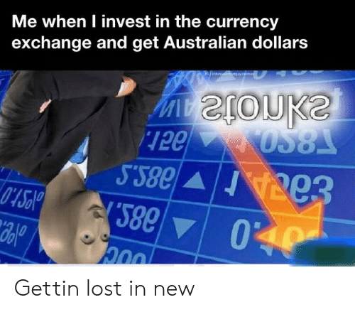 Memes About Currency Exchange