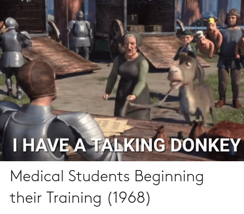 Medical Students: Medical Students Beginning their Training (1968)