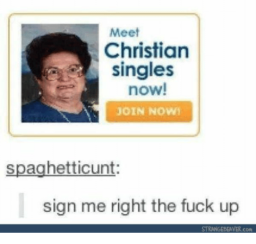 Find christian singles