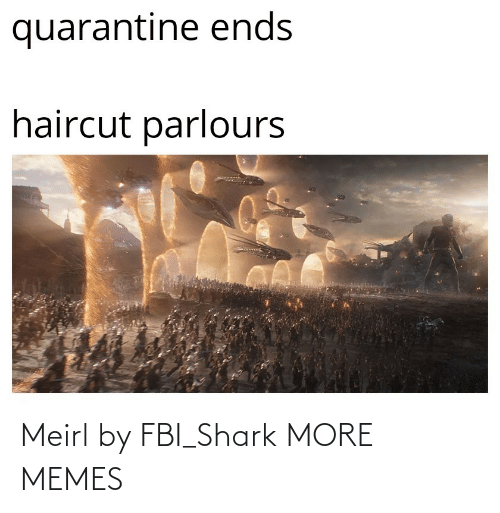 FBI: Meirl by FBI_Shark MORE MEMES