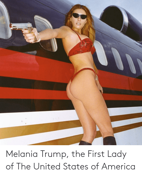 Melania: Melania Trump, the First Lady of The United States of America