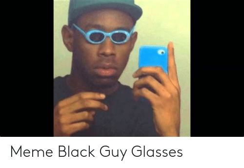 Weird Glasses Guy Meme 9