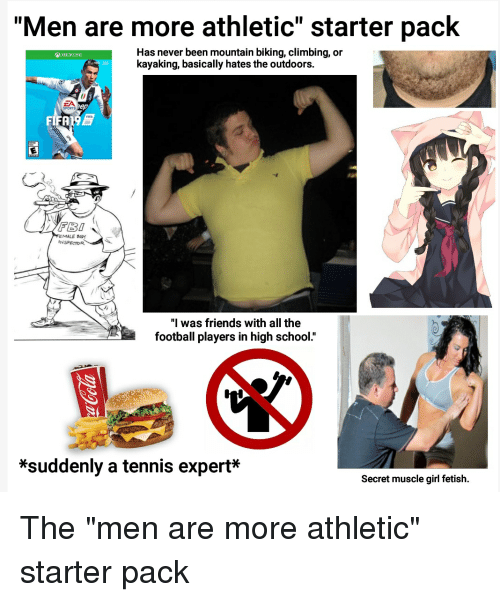 Join. All Muscle woman fetish