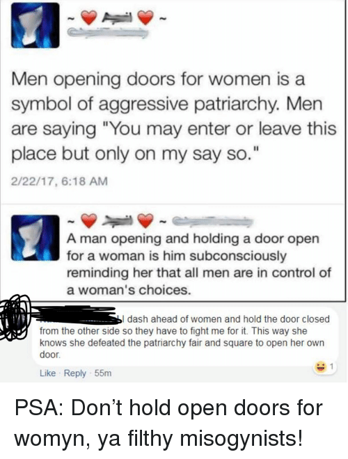 why do women want to control men