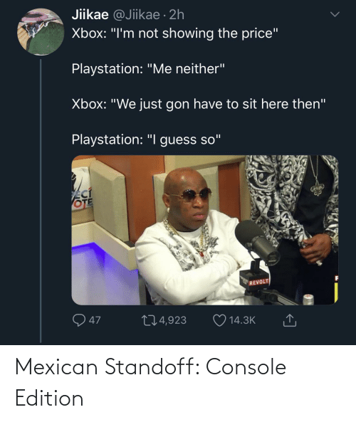 edition: Mexican Standoff: Console Edition