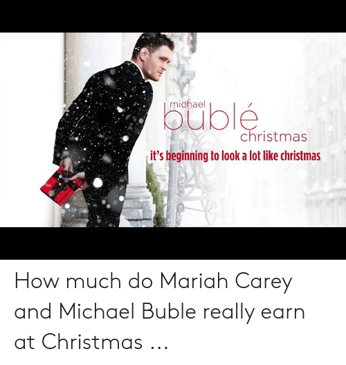 Michael Buble Its Beginning To Look A Lot Like Christmas.Michael Buble Christmas It S Beginning To Look A Lot Like