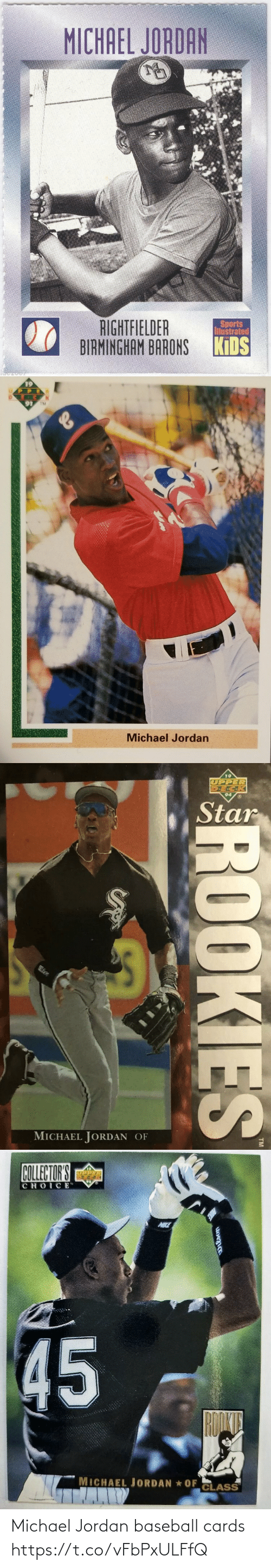 cards: Michael Jordan baseball cards https://t.co/vFbPxULFfQ