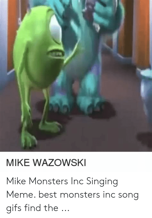 25 Best Memes About Mike Monsters Inc Mike Monsters Inc Memes