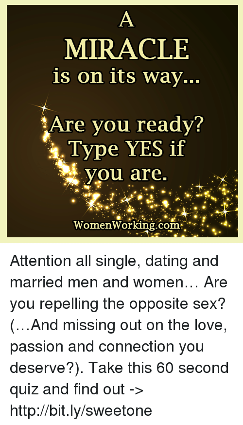 if youre dating a married man