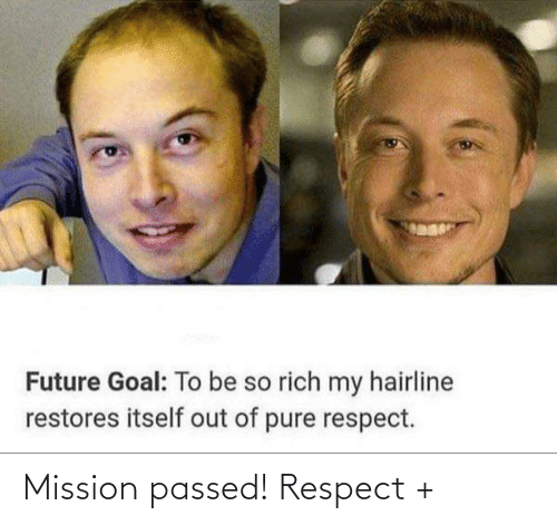 respect: Mission passed! Respect +