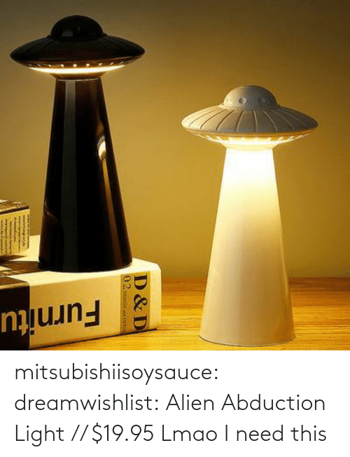 Collections: mitsubishiisoysauce: dreamwishlist: Alien Abduction Light  // $19.95   Lmao I need this