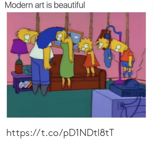 Beautiful, Art, and Modern: Modern art is beautiful https://t.co/pD1NDtl8tT