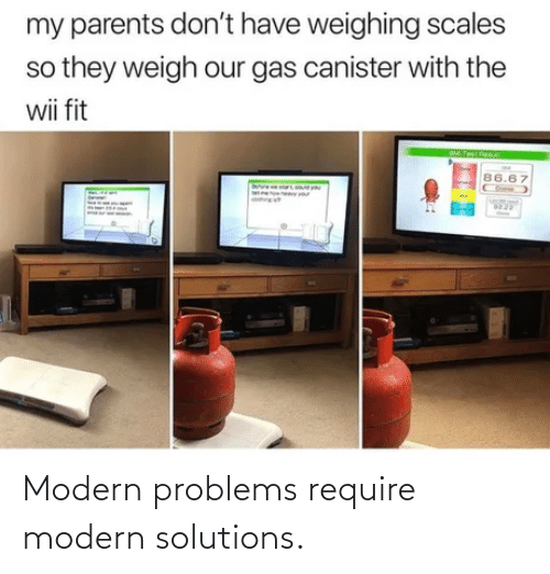 solutions: Modern problems require modern solutions.