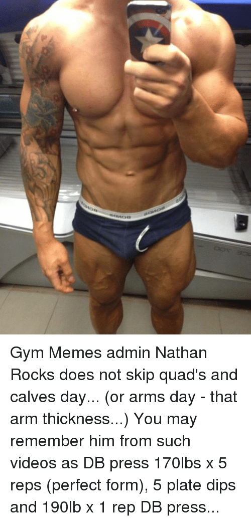 🐣 25+ Best Memes About Arm Day | Arm Day Memes