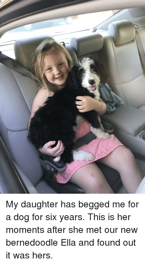 Caught Daughter With Our Dog