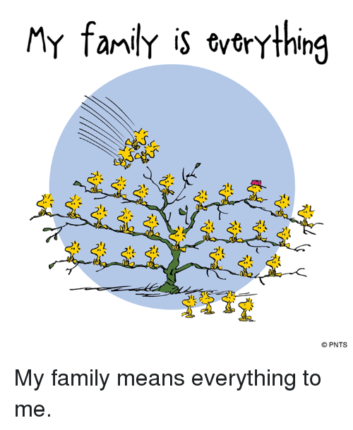 25 Best Memes About Family Means Everything Family Means Everything Memes