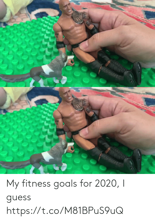 Guess: My fitness goals for 2020, I guess https://t.co/M81BPuS9uQ