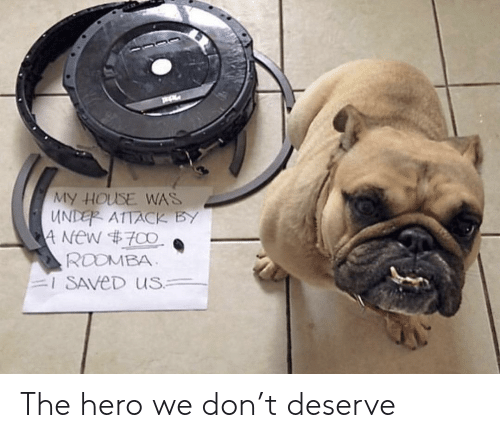My House, Roomba, and House: MY HOUSE WAS  UNDER ATTACK BY  4 New #700  ROOMBA  I SAVED US The hero we don't deserve