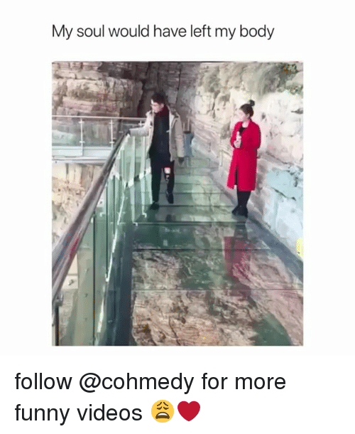 Cohmedy: My soul would have left my body follow @cohmedy for more funny videos 😩❤️