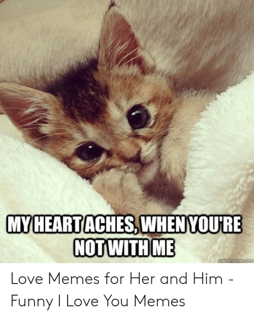 I Love You Meme Funny For Her Funny Png