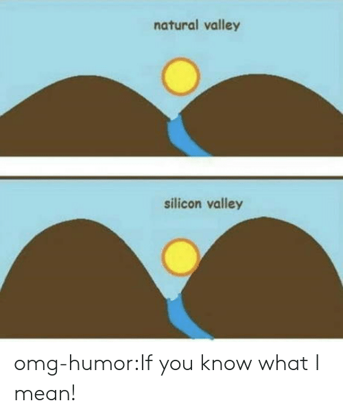 If You Know What I: natural valley  silicon valley omg-humor:If you know what I mean!