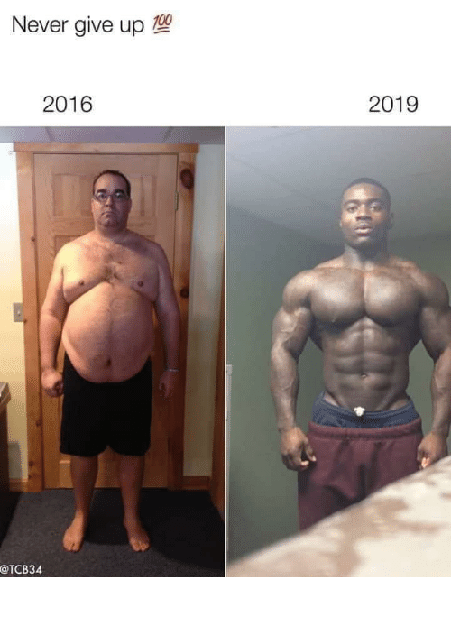 Never, Steroids, and Will: Never give up 0  2019  2016  СТСВЗ4 Haters will say steroids