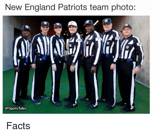 New England Patriots: New England Patriots team photo:  71  3  21  Sportsjokes Facts