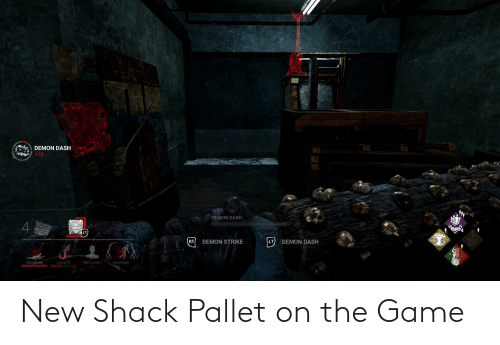 pallet: New Shack Pallet on the Game