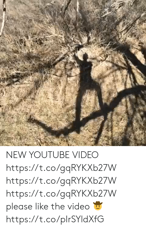 Youtube Video: NEW YOUTUBE VIDEO   https://t.co/gqRYKXb27W https://t.co/gqRYKXb27W https://t.co/gqRYKXb27W  please like the video 🤠 https://t.co/pIrSYldXfG