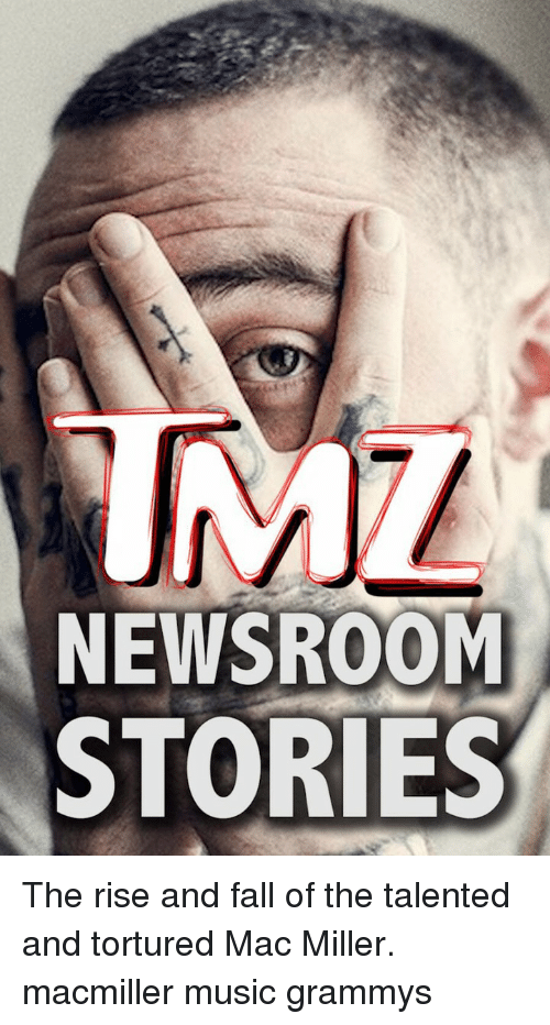 Fall, Grammys, and Mac Miller: NEWSROOM  STORIES The rise and fall of the talented and tortured Mac Miller. macmiller music grammys