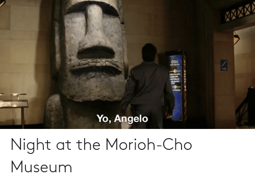 cho: Night at the Morioh-Cho Museum