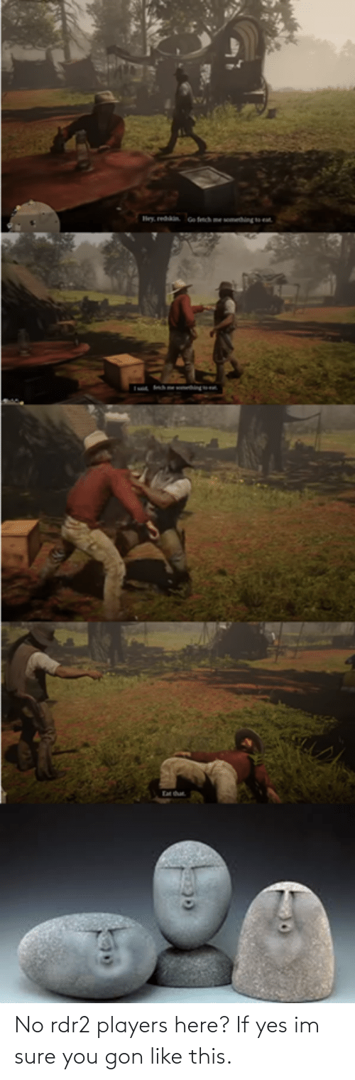 Rdr2: No rdr2 players here? If yes im sure you gon like this.