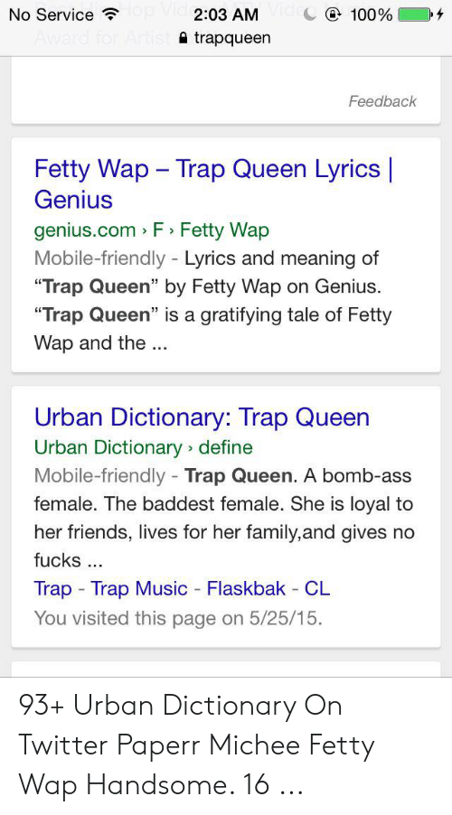 🐣 25+ Best Memes About Trap Queen Meaning | Trap Queen