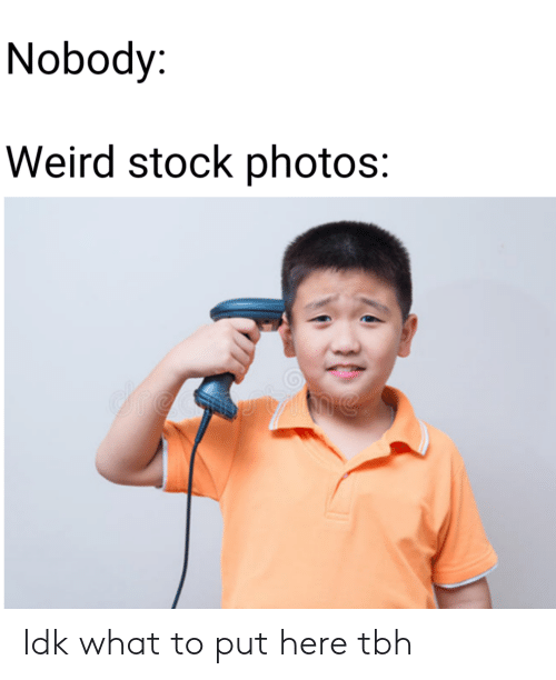 Weird Stock Photos Memes 6