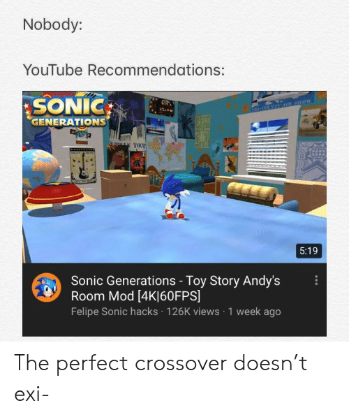 🐣 25+ Best Memes About Sonic Generations | Sonic