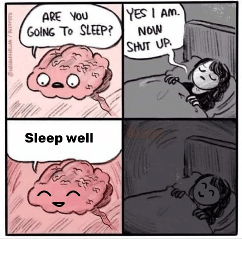 Not All: Not all nights are bad