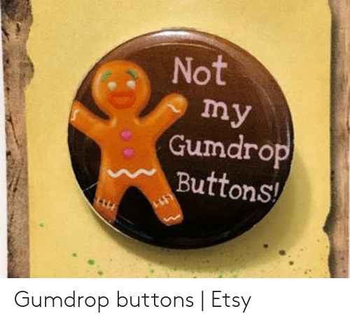 Etsy, Gumdrop Buttons, and  Buttons: Not  my  Gumdrop  Buttons! Gumdrop buttons | Etsy