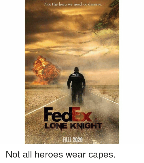 Not All Heros Wear Capes: Not the hero we need or deserve.  LONE KNIGHT Not all heroes wear capes.