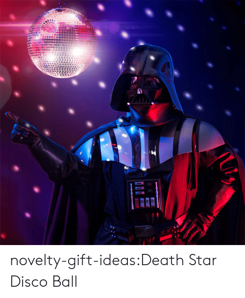 Death Star: novelty-gift-ideas:Death Star Disco Ball