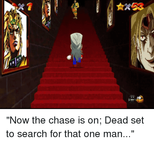Anime, Chase, and Search