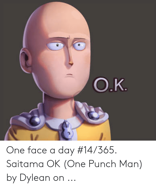 25 Best Memes About Ok One Punch Man Ok One Punch Man Memes