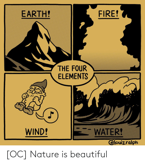 Nature Is: [OC] Nature is beautiful