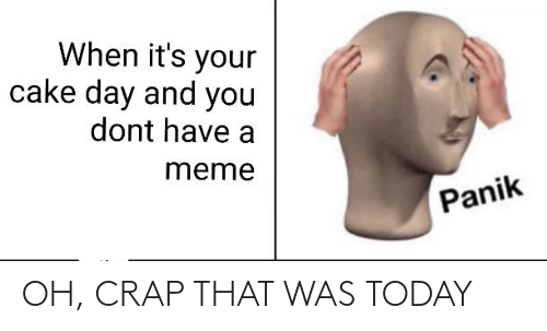 crap: OH, CRAP THAT WAS TODAY