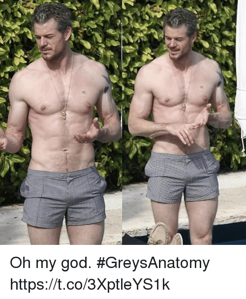 God, Memes, and Oh My God: Oh my god. #GreysAnatomy https://t.co/3XptleYS1k