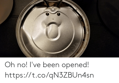 Been: Oh no! I've been opened! https://t.co/qN3ZBUn4sn