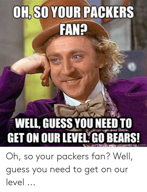 25 Best Memes About Go Packers Meme Go Packers Memes